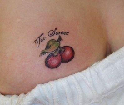 Tattoos In Intieme Plekke Vir Vroue